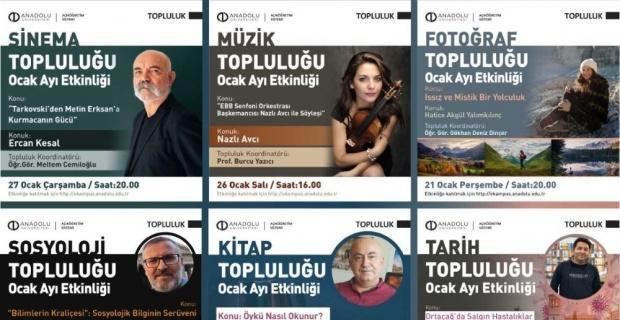 Anadolu öğrencileri yalnız bırakmıyor