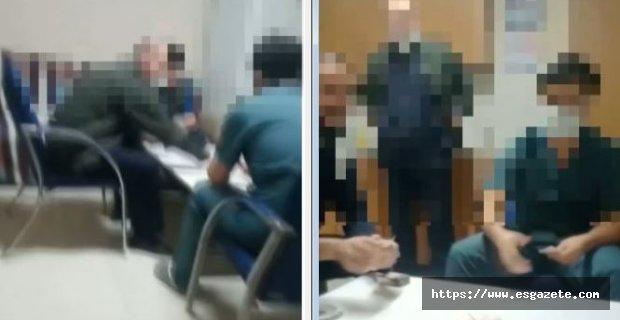 Eskişehir'de bir hastanede kumar skandalı