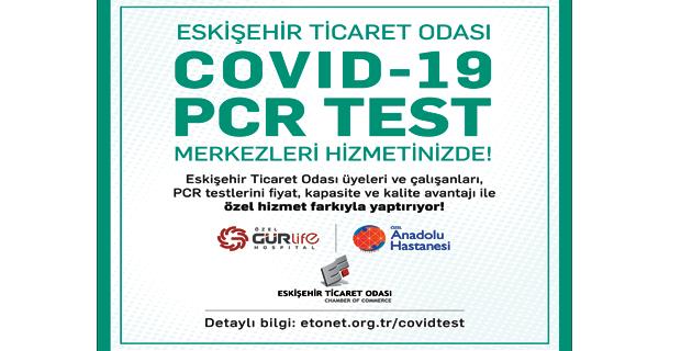ETO PCR Test Merkezleri büyüyor