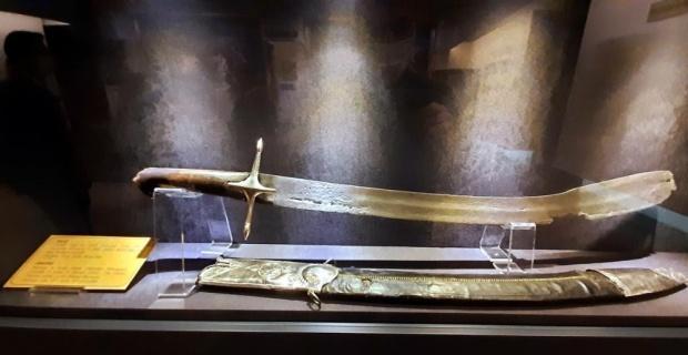 Osmanlının en eski kılıcı