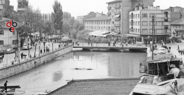 Otel Şalenin önündeki köprü ilk yapımı