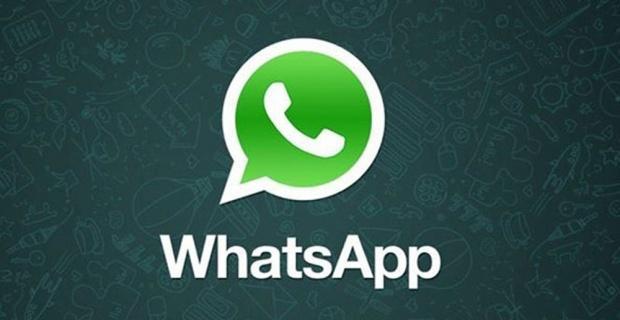 WhatsApp'tan geri adım