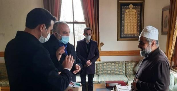 Abdullah Mihal Gazi'nin sanduka örtüsünün hattını o isim hazırlayacak