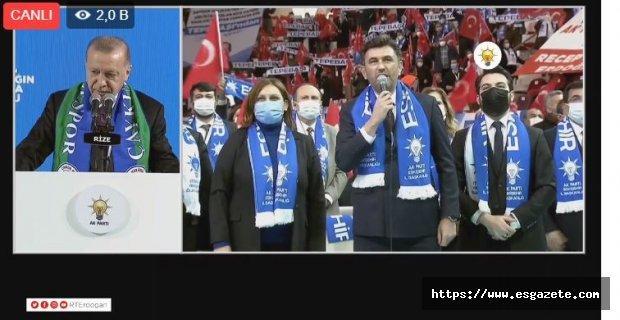 AK Parti İl yönetimi belli oldu