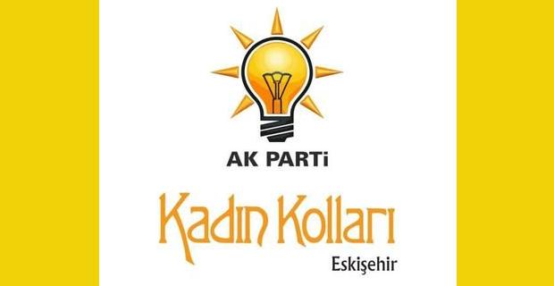 AK Parti İlçe Kadın Kolları Yönetimi belli oldu