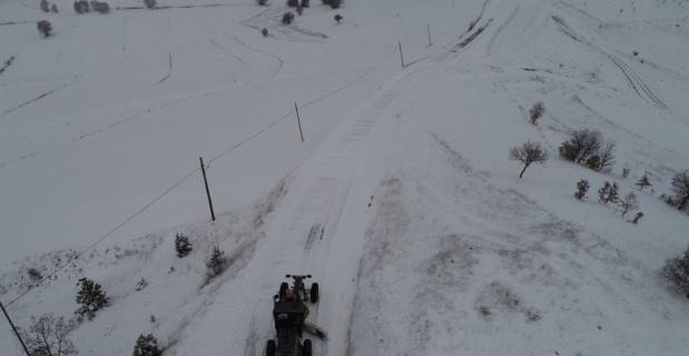 Bilecik'te kapanan köy yollarının tamamı ulaşıma açıldı