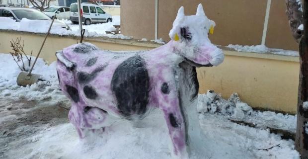 Bu da kardan 'inek'
