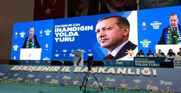 Erdoğan'dan teröre sert tepki