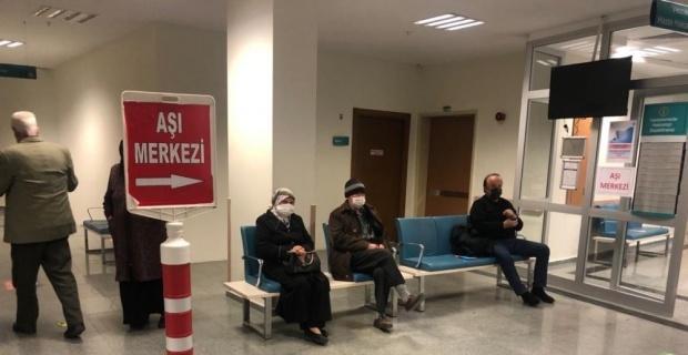 Eskişehir'de aşılama yüz bine dayandı