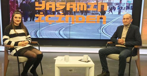 Fenomen Gazeteci Naki Erdoğan ES TV'de