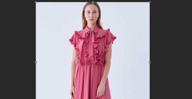 Günlük Rahat Kışlık Elbise Modelleri