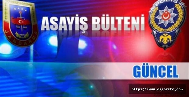 Hırsızlık operasyonunda gözaltına alınan 2 şüpheli tutuklandı