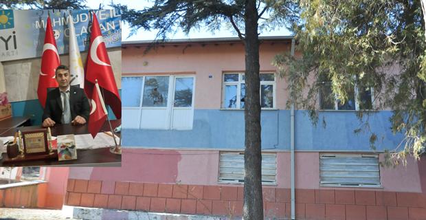 Mahmudiye'ye yaşlı bakım evi