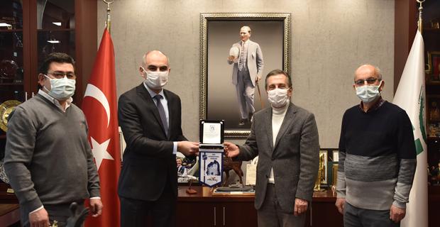 Turizmcilerden Başkan Ataç'a Teşekkür