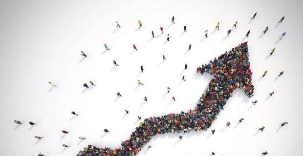 Türkiye'nin nüfusu arttı