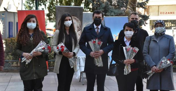 AK Parti Tepebaşı'ndan Kadınlar Günü etkinliği
