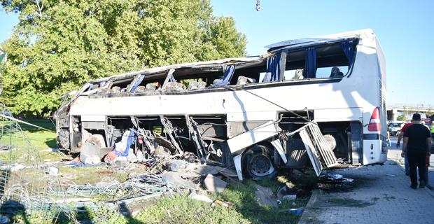 İki kişinin öldüğü kazada şoför konuştu