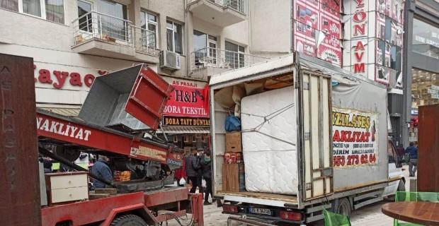 Tokkal ailesinin evi boşaltıldı