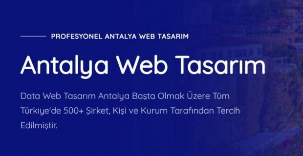 Antalya Web Tasarımı