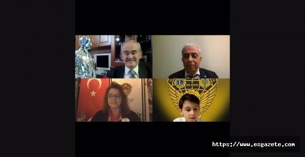 Büyükerşen'e Atatürkçü Düşünce Hizmet Ödülü