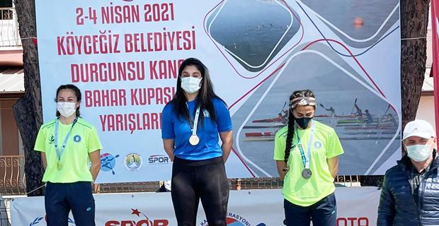 Büyükşehir'in sporcuları  başarıyla döndü