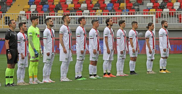 Eskişehirspor 2. Lig'e düştü!