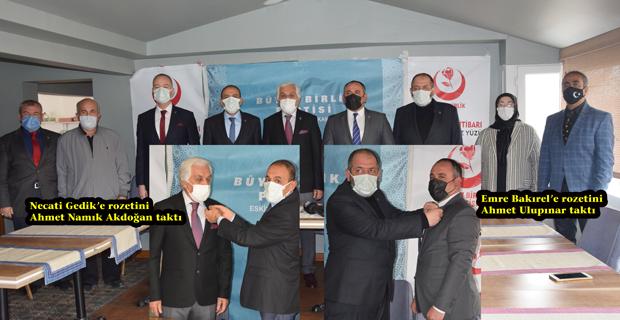 Gelecek Partisi'nden 200 kişi BBP'ye geçti