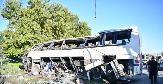 İki ölümlü kaza için 15 yıla kadar hapis