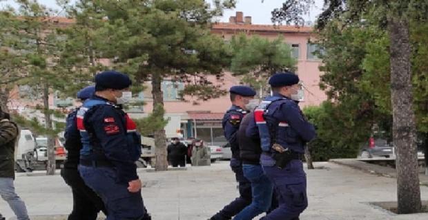 Jandarmanın uyuşturucu operasyonu