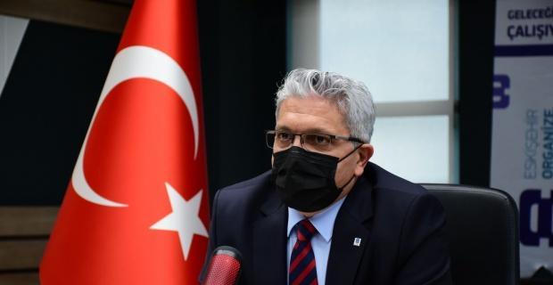 Bakan Varank'a OSB'nin talepleri aktardı