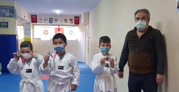 Şahinspor'da kuşak teknik yarışması