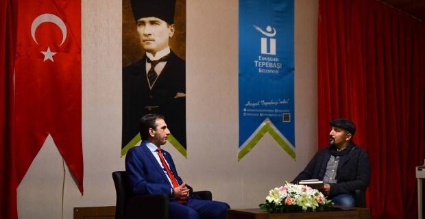 Şehir Konuşmaları Metin Saraç ile başladı