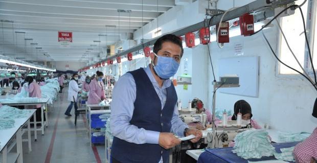 Simav'dan 83 ülkeye tekstil ürünü ihracatı