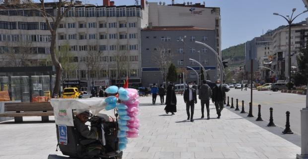 Tam kapanma kararı Afyonkarahisar'da memnuniyetle karşılandı