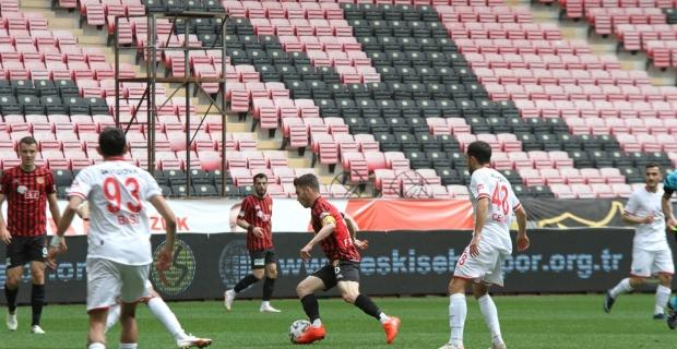 Eskişehirspor: 0 - Balıkesirspor: 3