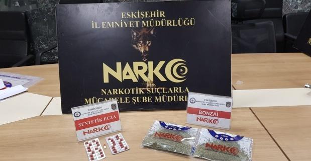 Uyuşturucu operasyonda 4 kişi yakalandı