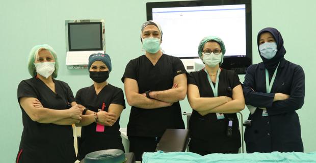 Yıllık 34 bin ameliyat