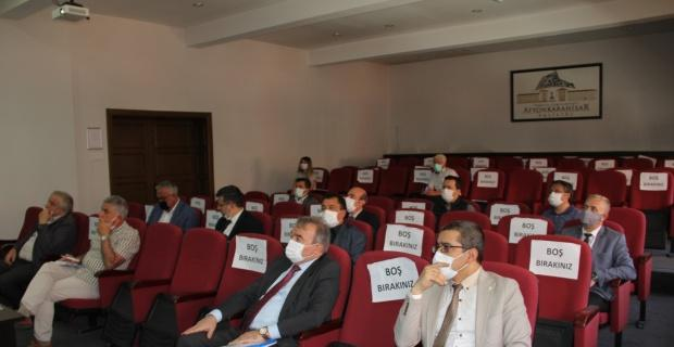 Akşehir Eber Gölleri için harekete geçildi