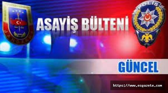 Azılı hırsızlar tutuklandı
