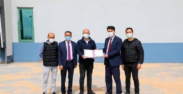 Bozan'da et entegre tesisi yapıldı