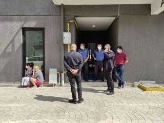 Bursa'da cinnet...2 ölüm
