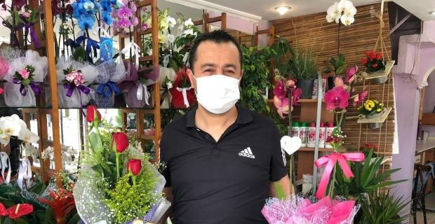 Çiçekçilerde Anneler Günü heyecanı