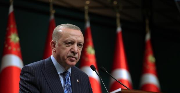 Cumhurbaşkanı Erdoğan'dan esnafa müjde