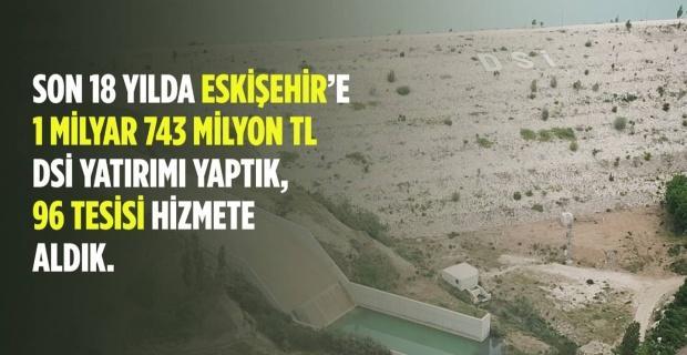 Eskişehir'e dev yatırımlar
