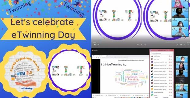 Eskişehir öğretmenlerinden eTwinning Günü Kutlamaları