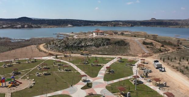 Frig Vadisi Türkiye'nin 2. Kapadokyası olacak