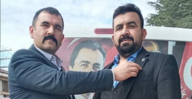 Huzur mahalle Başkanı Şerif Kılıç oldu