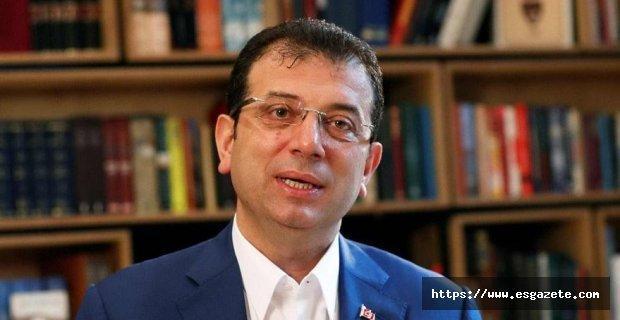 İmamoğlu'ndan Eskişehirspor'a destek