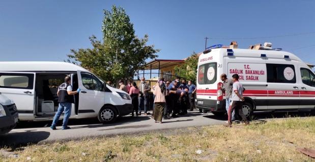 Kayseri'deki silahlı saldırıda baba ve oğlu hayatını kaybetti