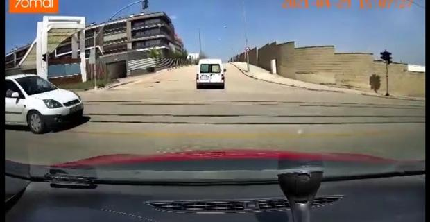 Kırmızı ışık ihlali kazaya neden oluyordu